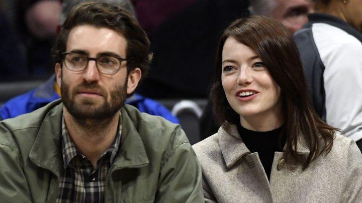 Emma Stone y Dave McCary se podrían ver casado en secreto, anillo levanta sospechas