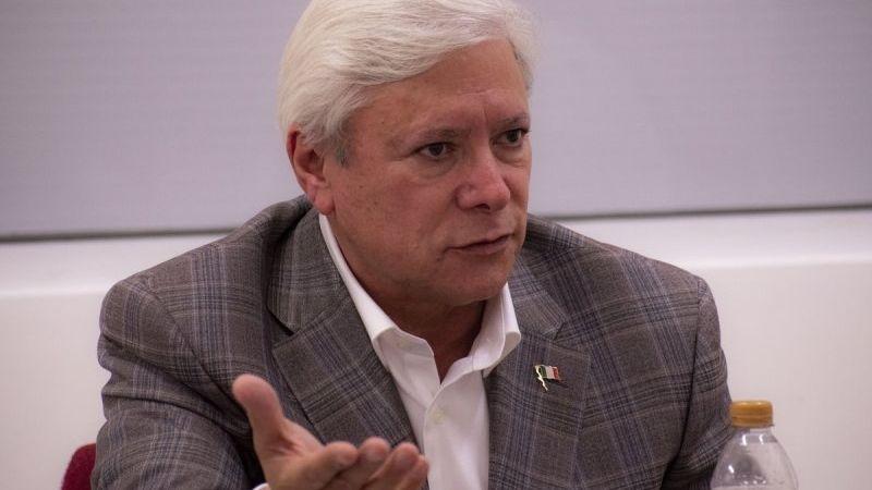 """Jaime Bonilla: """"No estoy de acuerdo con la resolución de la SCJN"""""""