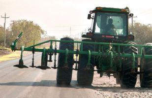 Productores piden precaución en las carreteras del Valle del Yaqui