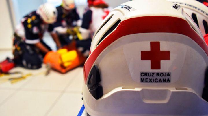 """Golpean y bañan en cloro a paramédico de Cruz Roja: """"Ya no esparzas el virus"""""""