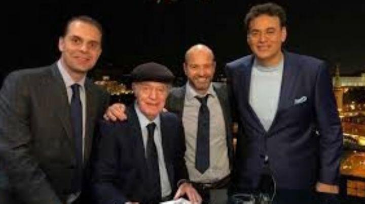 """Christian Martinoli pone fin a los rumores: """"Voy a narrar otros 15 años más"""""""