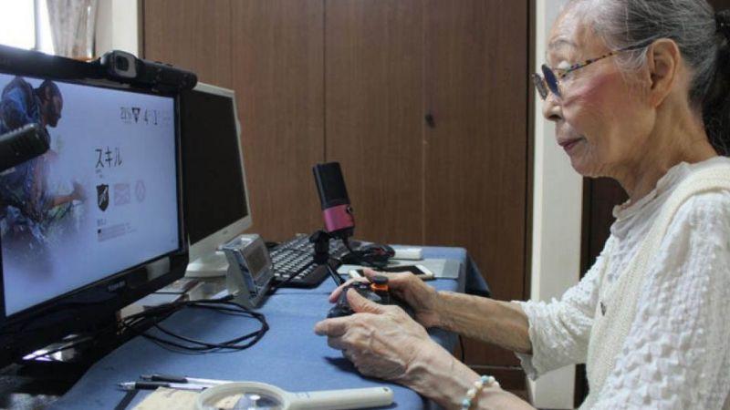 Hamako Mori tiene 90 años y es la gamer más longeva del mundo según Guiness