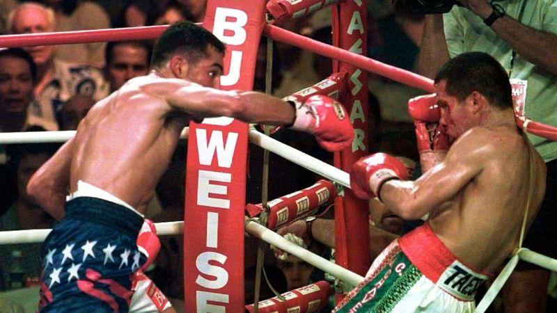 """De la Hoya: """"El narco me amenazó para que no venciera a Julio César Chávez"""""""