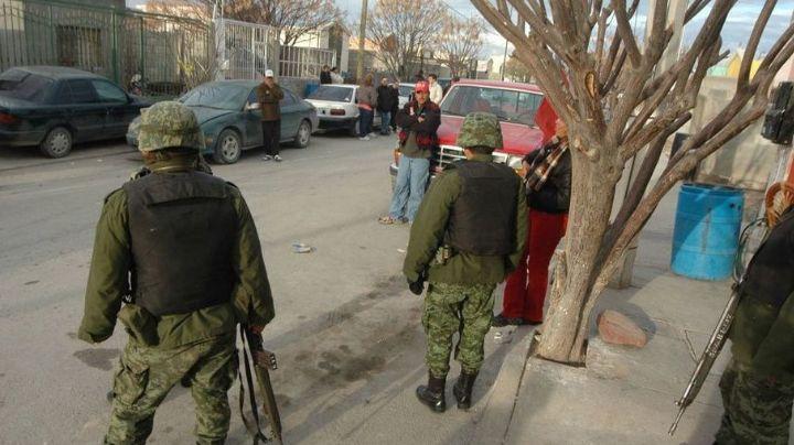 En operativo del Ejército, detienen a 'El Tío', exlíder del Cártel de Juárez