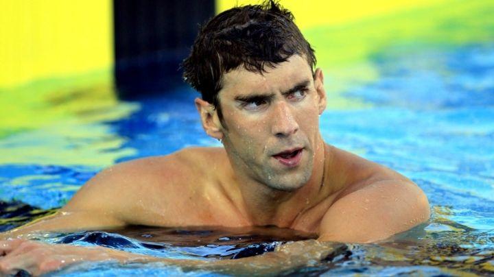 Michael Phelps en depresión; su esposa teme por su integridad al intentar quitarse la vida