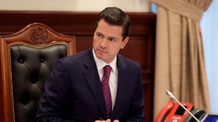 """EPN habría beneficiado a su familia con contratos de 12mmdpa """"empresa hermana"""""""