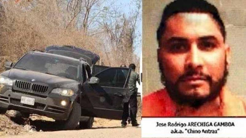 """'El Chino Ántrax"""": Así despidieron al jefe de sicarios del 'Chapo' Guzmán"""