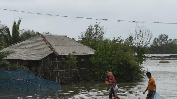 La tormenta Amphan deja 84 personas fallecidas a su paso por Bangladesh y la India
