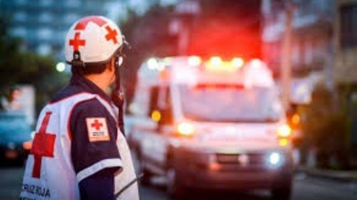 Familiares de sospechoso de Covid-19 agreden a paramédicos de Cruz Roja