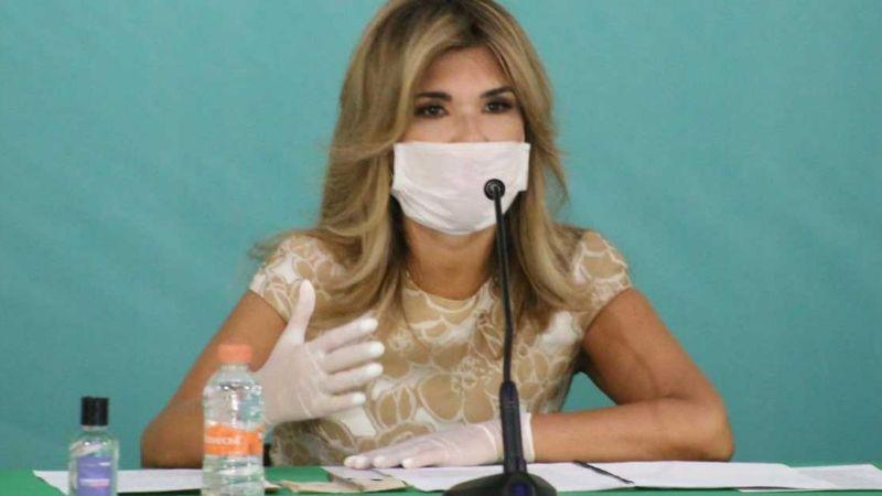 Gobernadora Claudia Pavlovich favorece el proceso de vacunación anticovid en Sonora