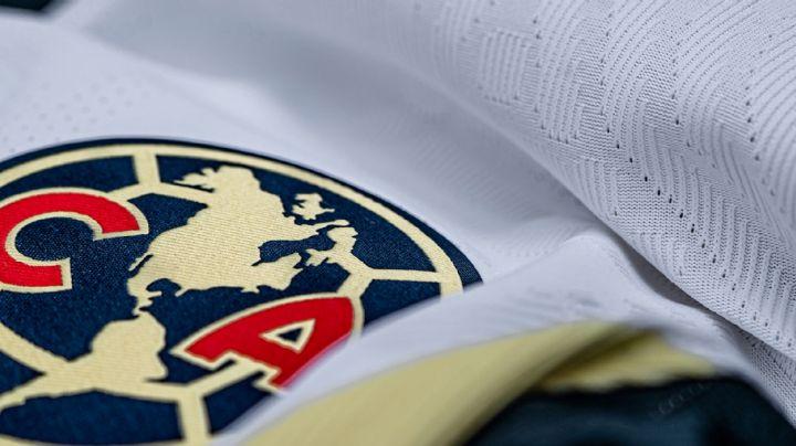América presenta su nuevo uniforme para la siguiente temporada de la Liga MX