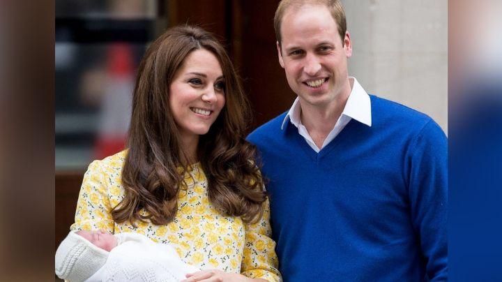 """William revela que tener a George fue el momento """"más feliz y oscuro"""" por esto"""