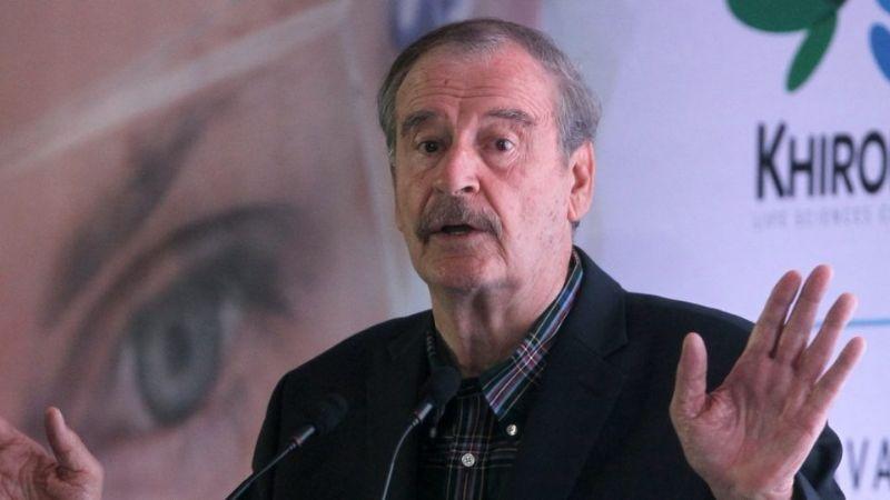 "Tunden a Vicente Fox tras comentario ""ignorante"" acerca del autismo; pretendía criticar a AMLO"
