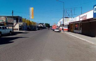 Aumento de coronavirus en Huatabampo deja en la incertidumbre a los comerciantes
