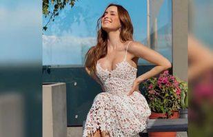 """""""Me encantas"""": Cynthia Rodríguez conquista en Instagram al mostrar cómo luce al natural"""