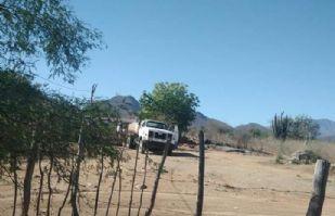 En comunidad de Álamos solventan la falta de agua con envío de pipas