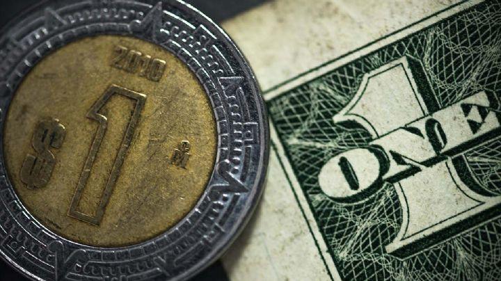 Peso mexicano se aprecia frente al dólar rumbo a su mejor nivel desde marzo