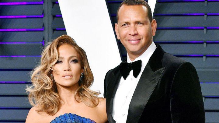 Jennifer Lopez cancelaría su boda con Alex Rodríguez ¿por una tercera en discordia?