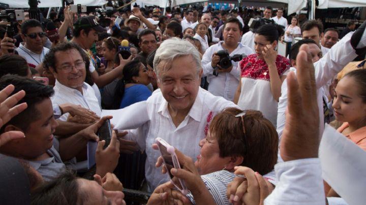 AMLO daría banderazo al Tren Maya en el reinicio de sus giras por México