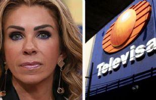 Rocío Sánchez Azuara y el día que Televisa le propuso