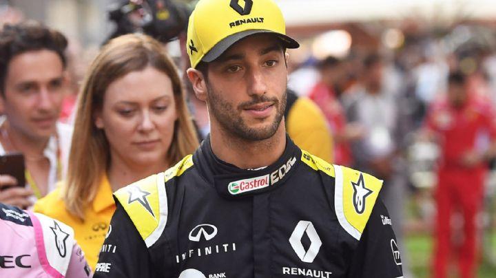 Daniel Ricciardo reconoce acercamiento con Ferrari antes de firmar con McLaren