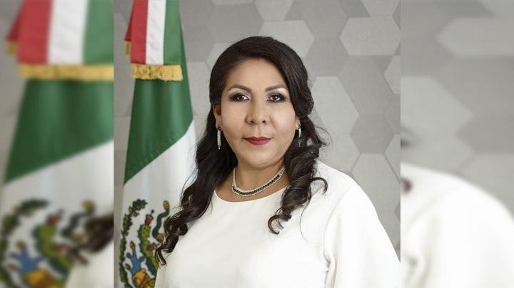 """Alcaldesa de Bácum tiene Covid-19: """"A pesar de los cuidados, di positivo"""""""