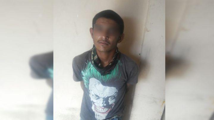 Detienen a un joven de 20 años por robo de cruces en el Panteón Municipal de Cócorit