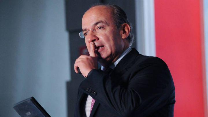 Felipe Calderón asegura que no sabía de los nexos delictivos de García Luna