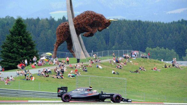Austria aprueba plan de seguridad para realizar 2 carreras de ...