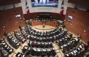 Legisladores en la Cámara Alta  'congelan' reglas para reelección de diputados