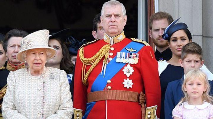 Reina Isabel II no se tienta el corazón con Andrés; lo destituiría para siempre de la realeza