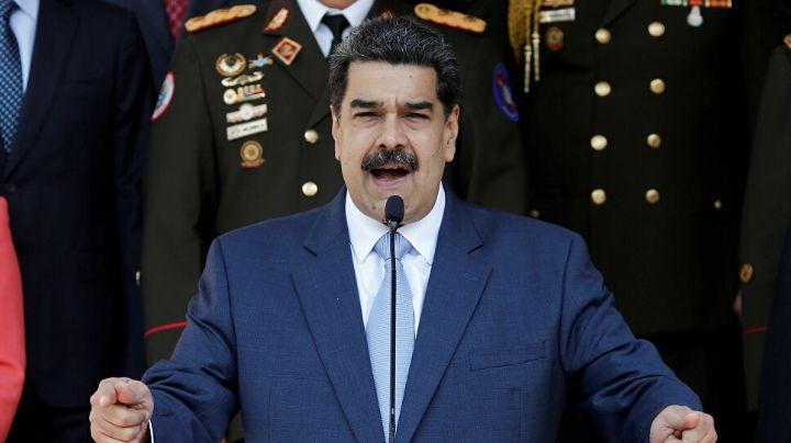 """""""Querían matarme"""": Maduro denuncia un intento fallido de incursión marítima"""