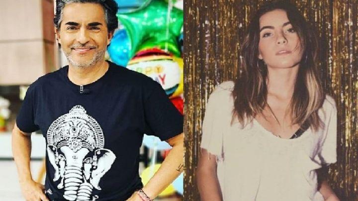 ¡Ya no se pone celoso 'El Negro' Araiza!, Camila presume sus resultados por el yoga