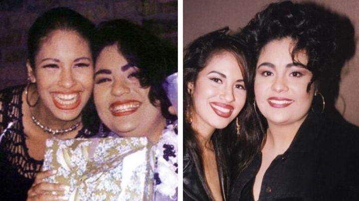A 25 años de la muerte de Selena, así de radiante luce su hermana mayor