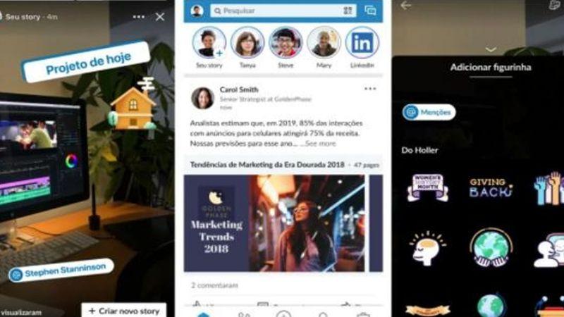 ¡Por fin LinkedIn! Conoce cómo funcionan las primeras Stories de la aplicación