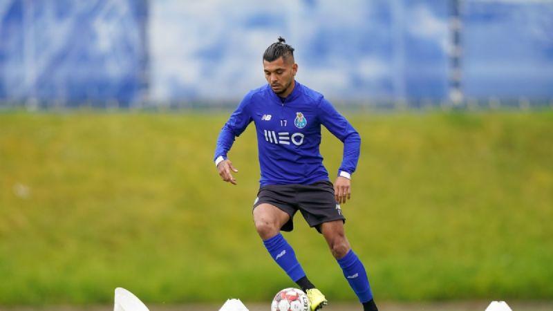 Los jugadores del Porto FC volvieron a los entrenamientos con pruebas del Covid-19