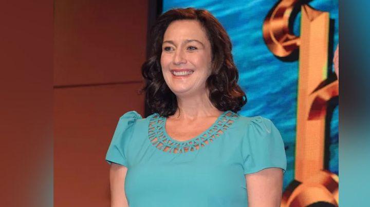 Diana Golden, exactriz de Televisa, recuerda su etapa de alcoholismo