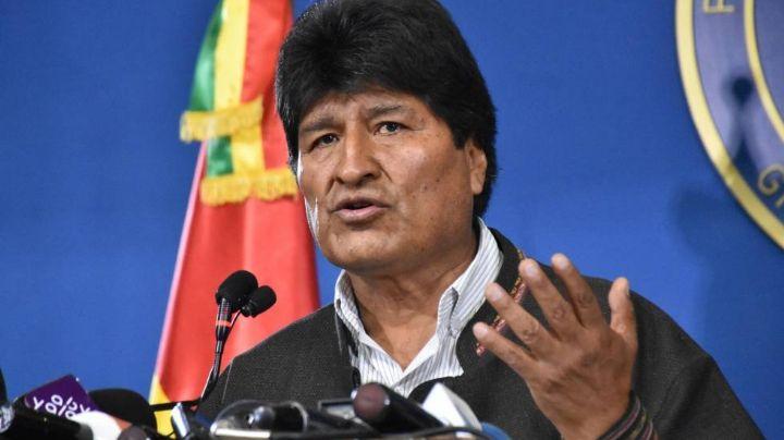 Evo Morales señala que el Gobierno de Trump amenazó la vida de Maduro