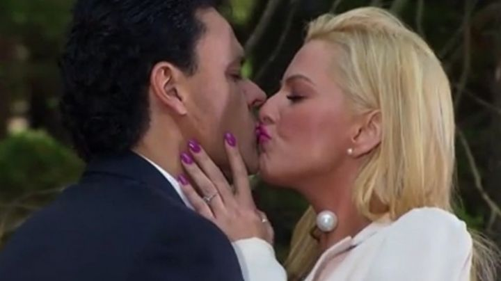"""¿Dejó Televisa por Marjorie de Sousa? Pedro Fernández habla del escándalo: """"Mi mujer sufrió"""""""