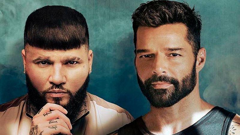 Ricky Martin y Farruko 'encienden' YouTube al estrena el video del remix de 'Tiburones'