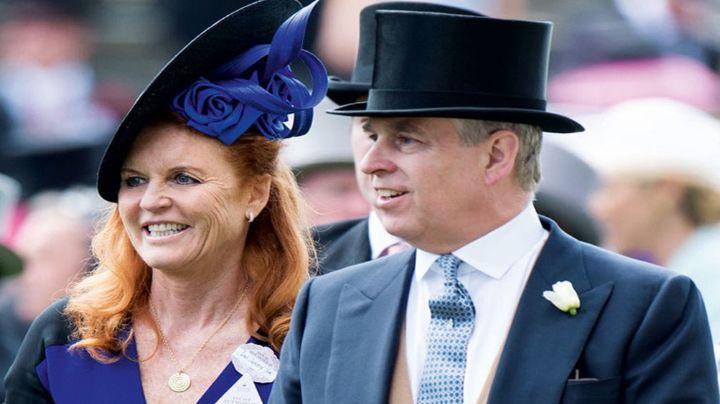 Va de nuevo; Príncipe Andrés y Sara Ferguson están involucrados en millonaria demanda
