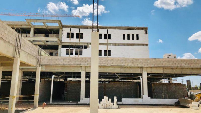 Contingencia sanitaria retrasa construcción de nuevo hospital de Hermsillo