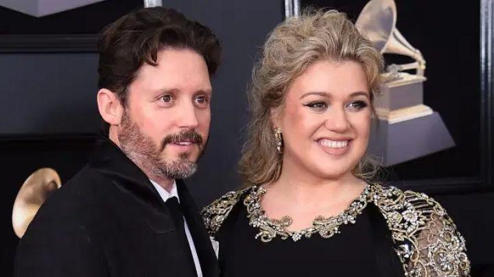 ¡Se separa! La cantante Kelly Clarkson pide el divorcio a su esposo tras 7 años juntos