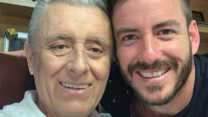 """""""Me haces falta"""": Actor de Televisa y su desgarrador mensaje tras partida de su padre"""