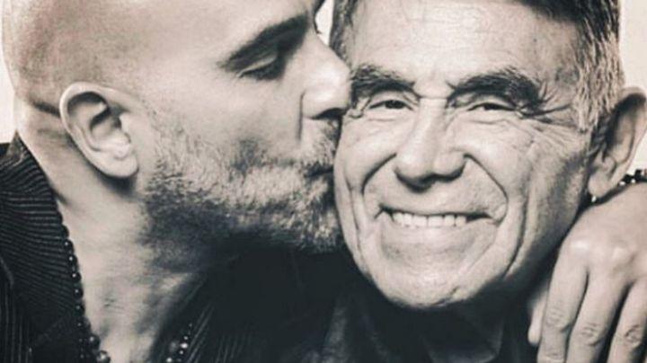 Hijo de Héctor Suárez revela fotos nunca antes vistas y la gran enseñanza que le dejó su padre