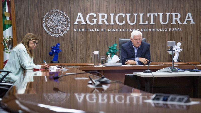 México y Francia buscan una cooperar para impulsar el sector agropecuario