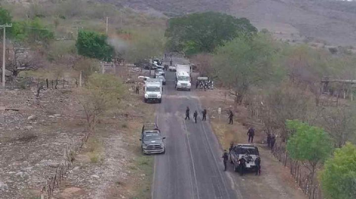 Enfrentamiento entre grupos criminales y fuerzas armadas deja saldo de un herido
