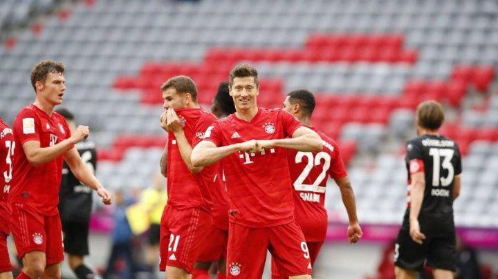 ¡Bayern Múnich campeón! Se coronan con su octavo título consecutivo de la Bundesliga