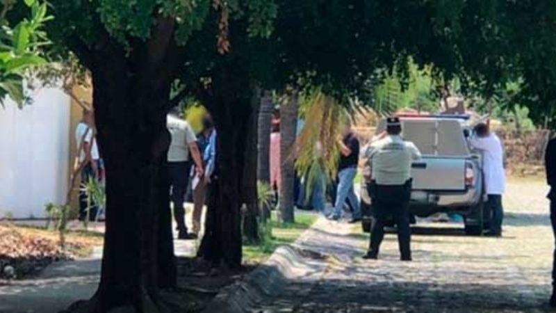 FGR investigará el asesinato de un juez de Colima junto a su esposa