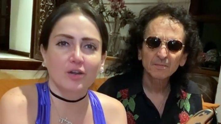 ¿Le pegó la crisis? Celia Lora pone a su papá a vender comida en Instagram